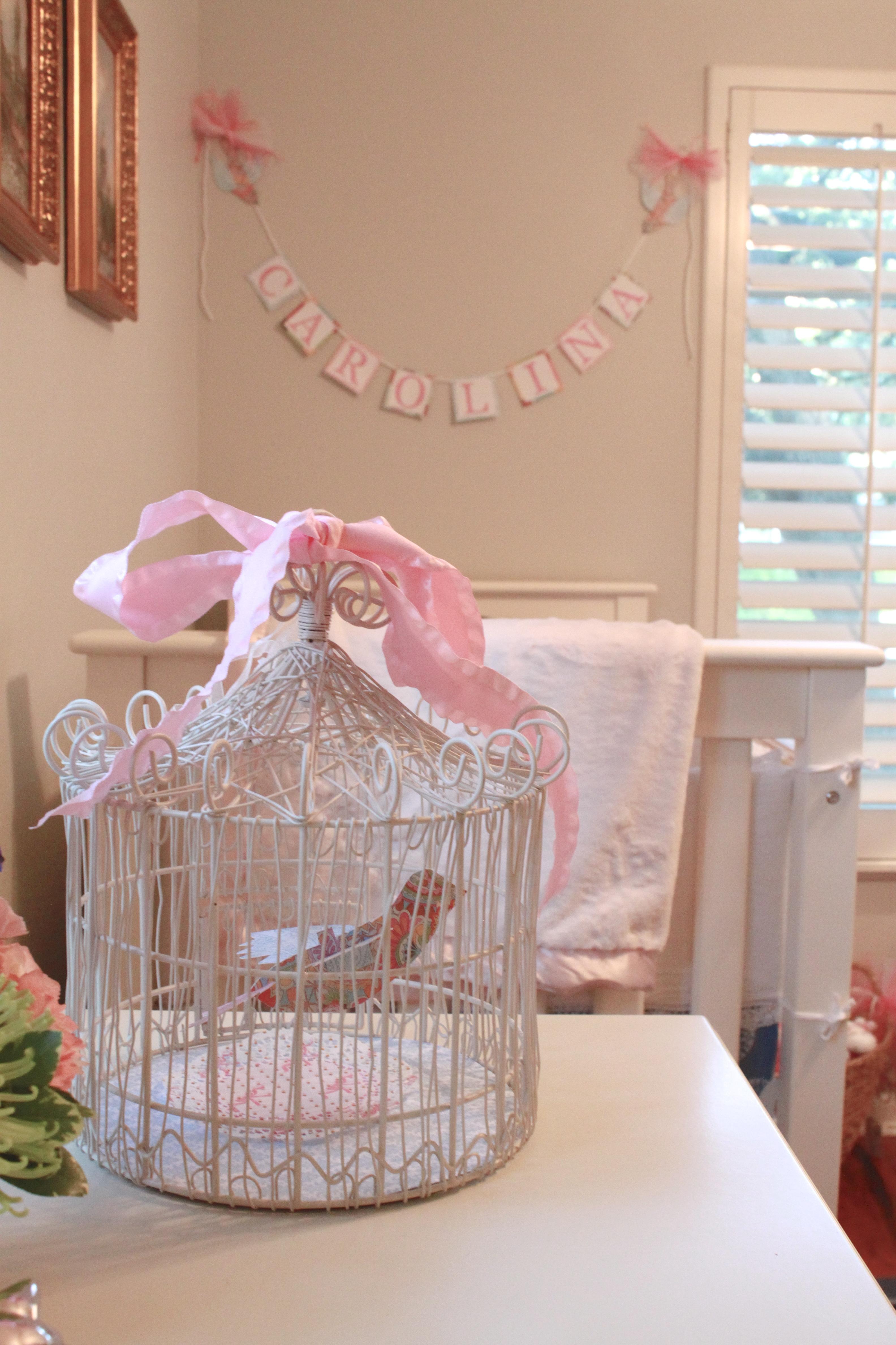 Sweet and Pink Nursery
