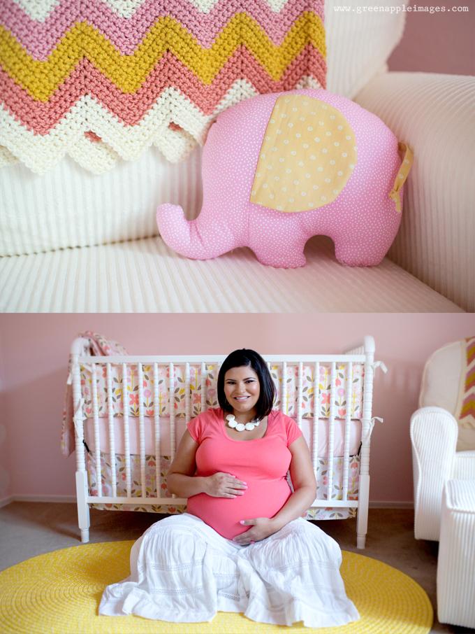 Amelia S You Are My Sunshine Nursery Project Nursery