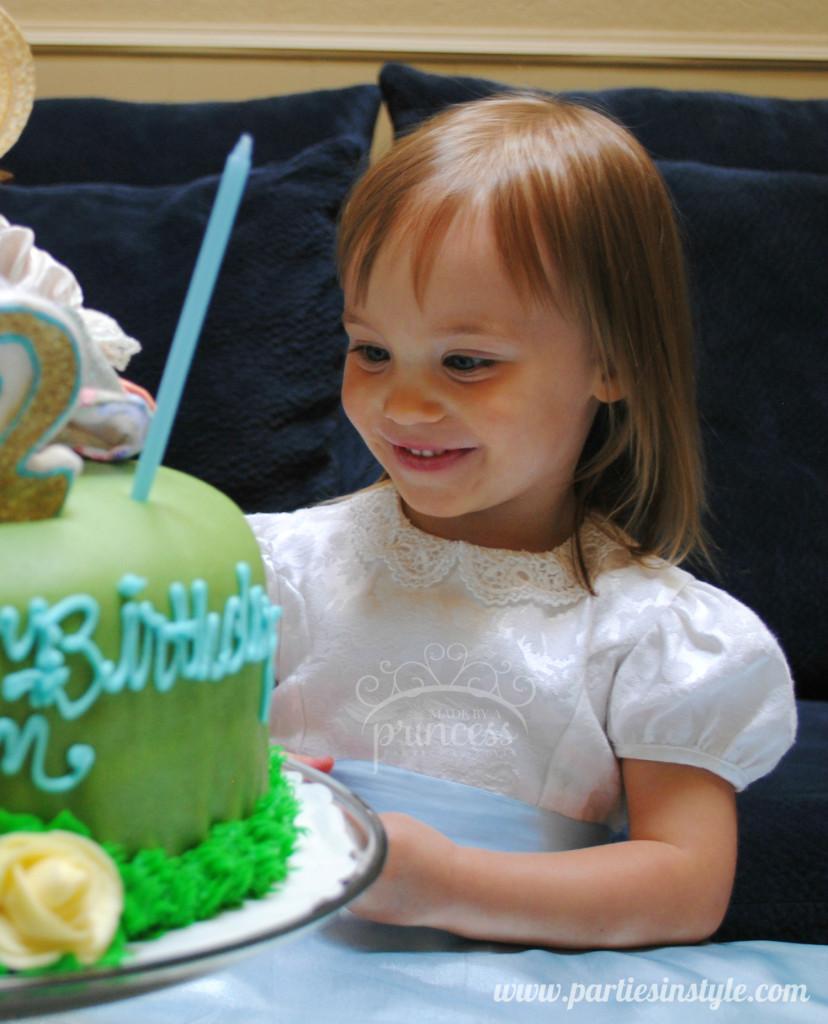 Sound of Music Birthday Girl