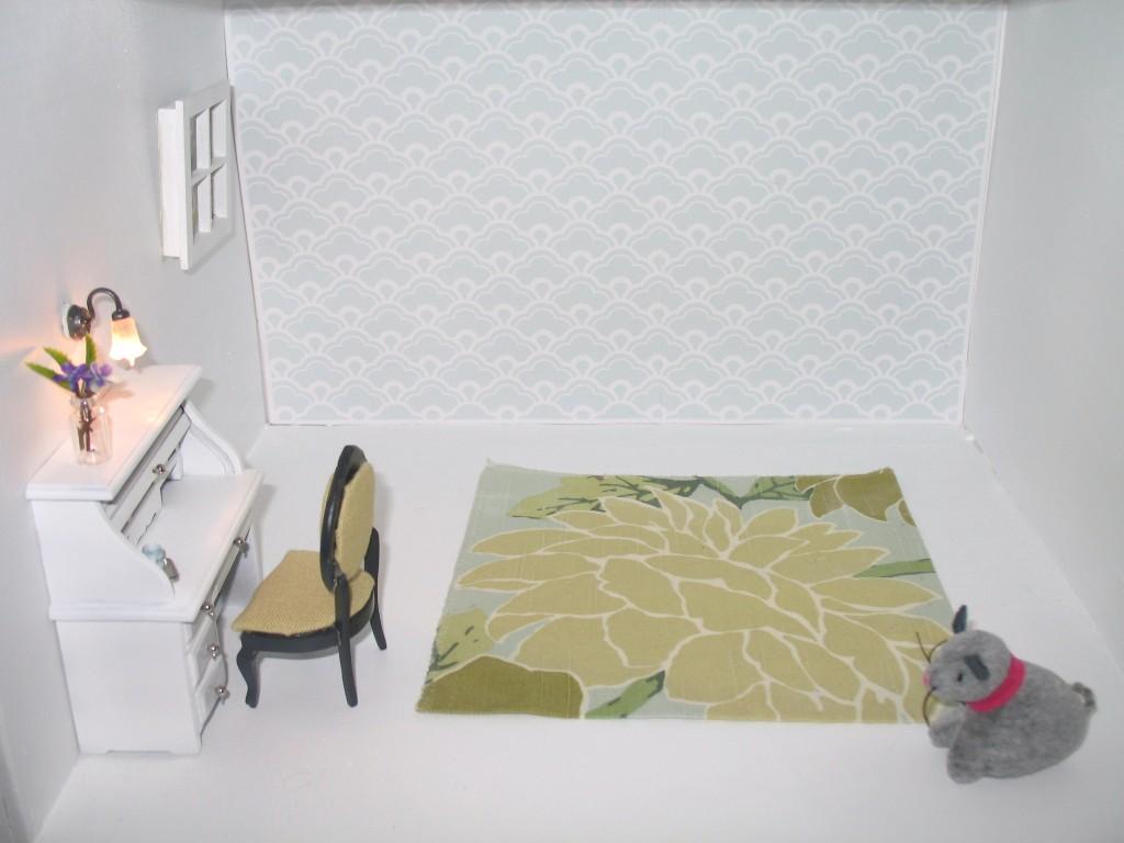 DIY Dollhouse Office