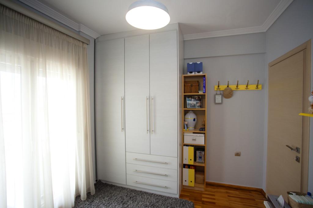 Gray and Yellow Nursery Room