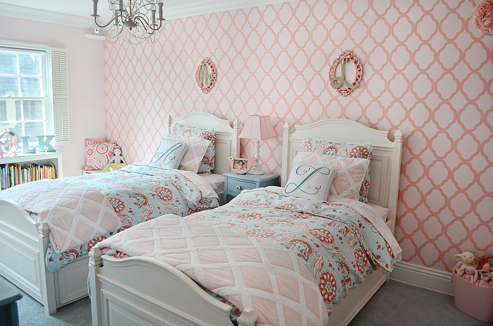 Girls Shared Bedroom