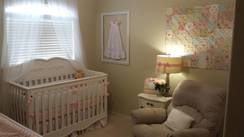 Peaceful Nursery For Baby Charlotte Project Nursery