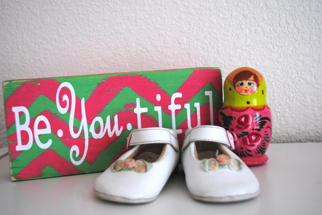 Girl Eclectic Nursery Shoes