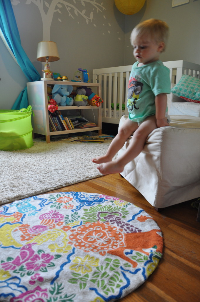 Gender-Neutral Nursery Rug