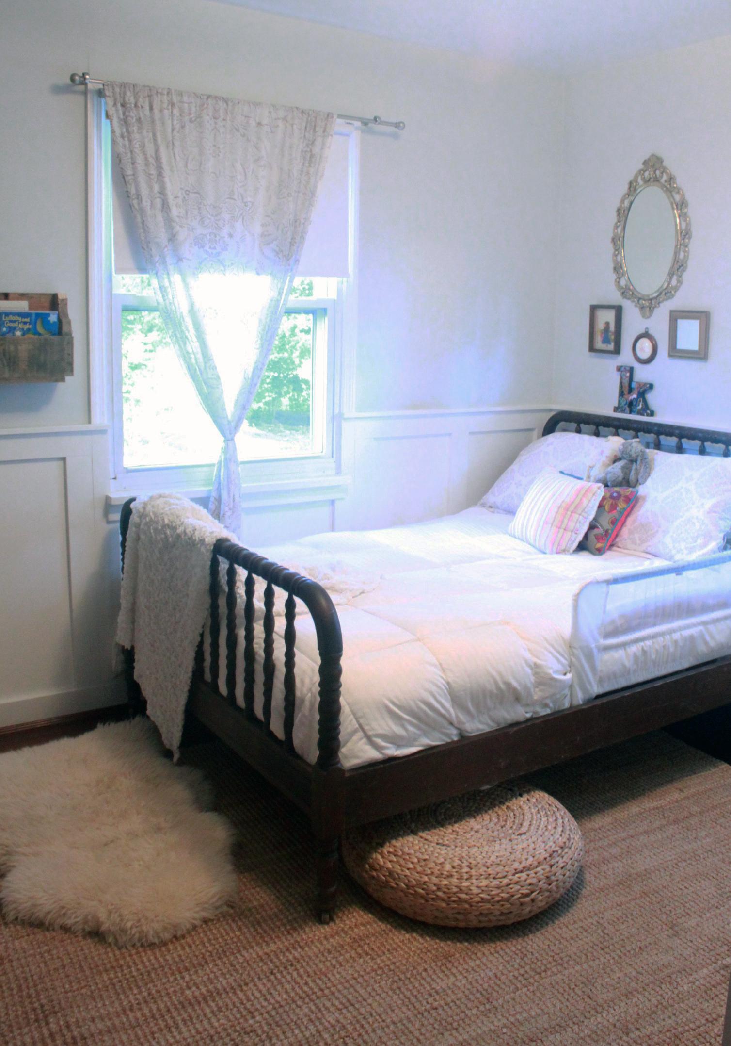 Toddler Big Girl Room Bed
