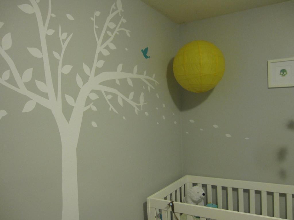 Koens Modern Bright Genderneutral Nursery Project Nursery - Nursery wall decals gender neutral