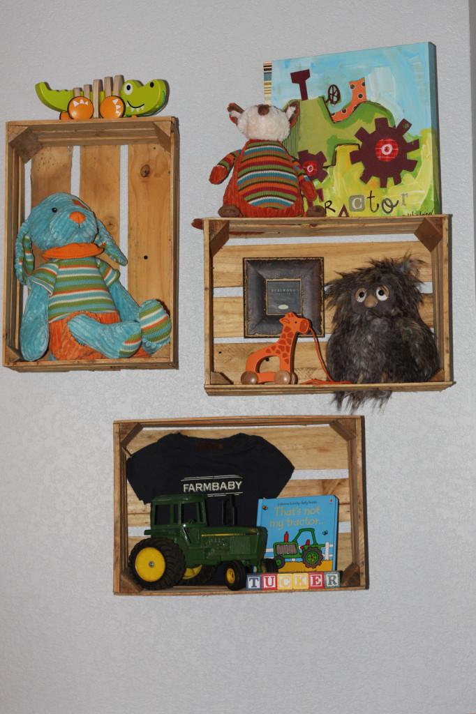 Woodlands Boy Nursery Details