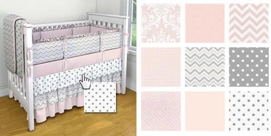 Custom Crib Bedding Design Tool - Project Nursery