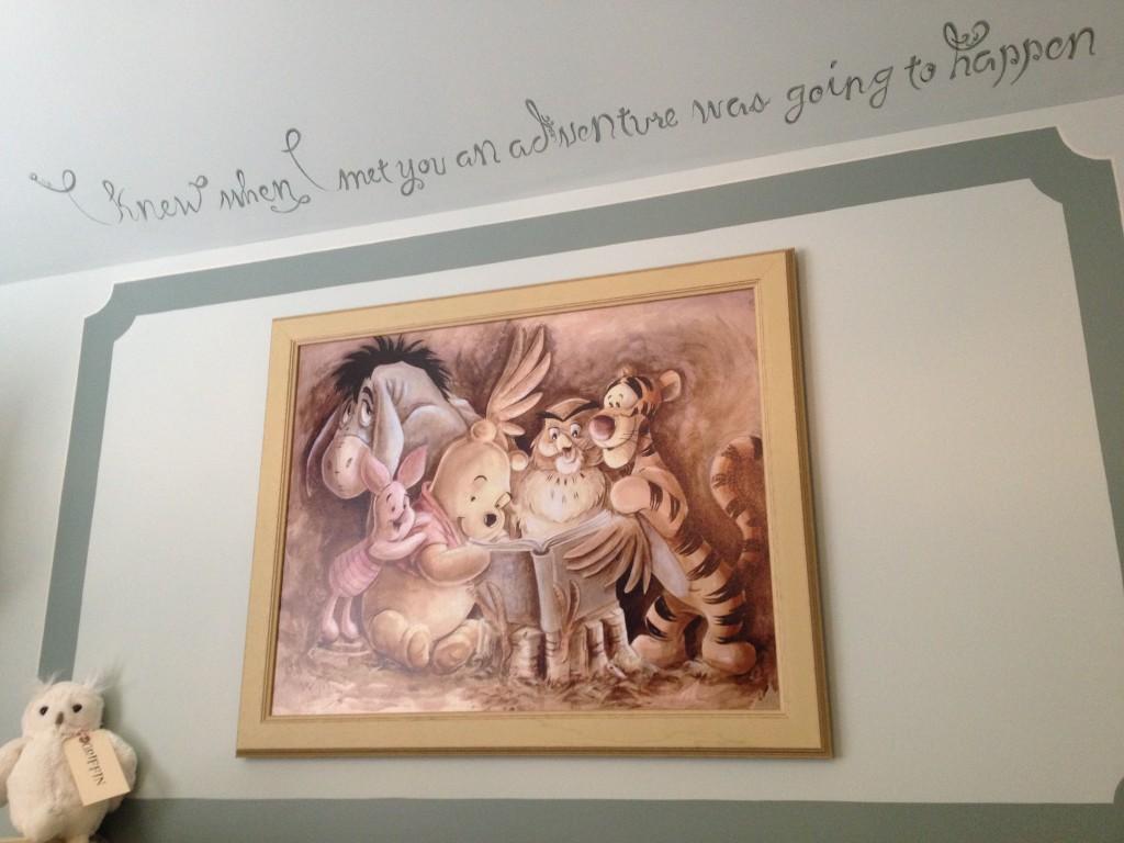 Classic Storybook Nursery Wall Art