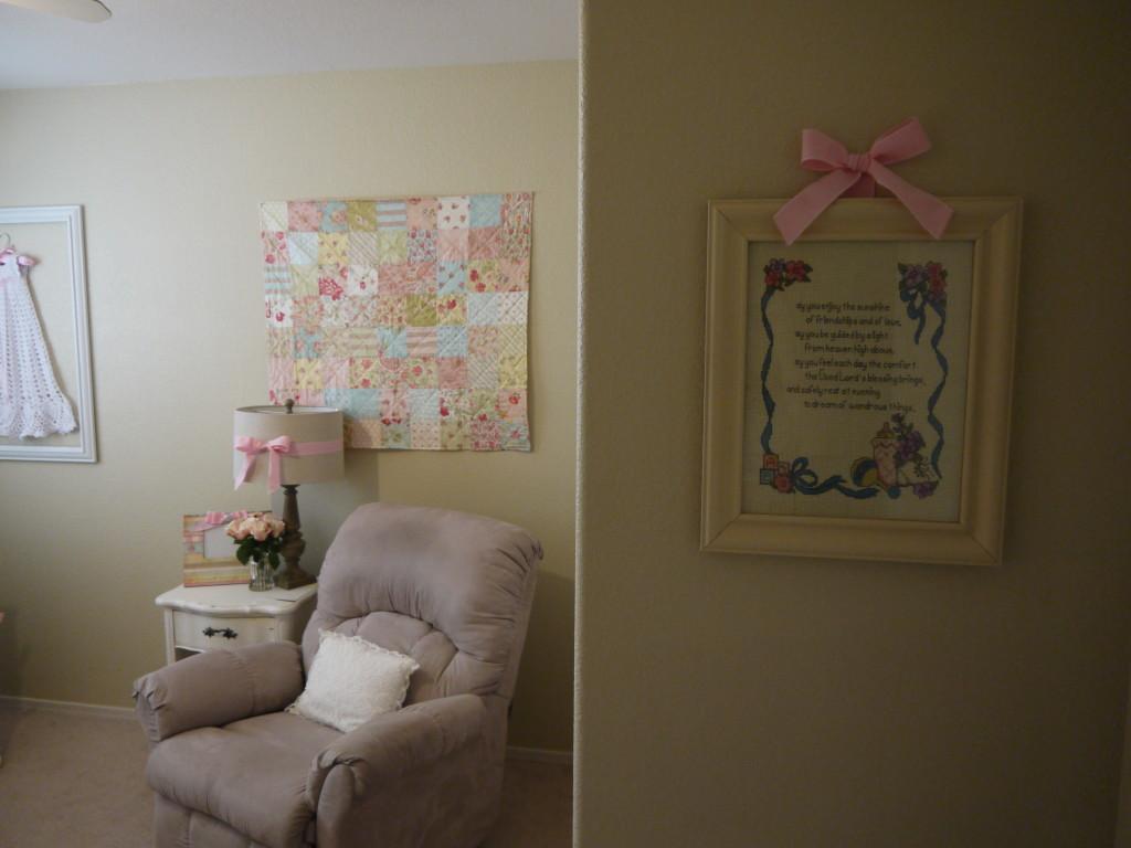 Baby Girl Shabby Chic Nursery