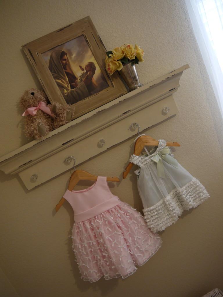 Baby Girl Shabby Chic Nursery Dresses