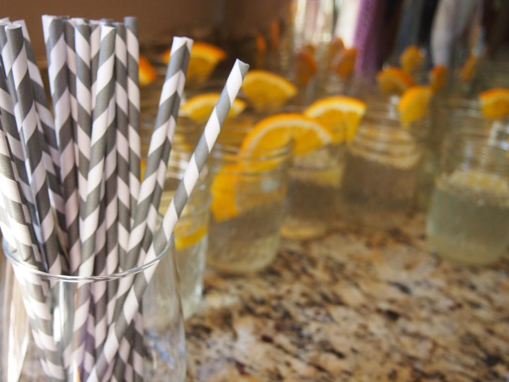 Gray Straws & Lemonade