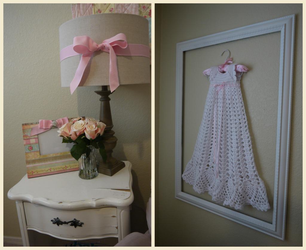 Baby Girl Shabby Chic Nursery Dress