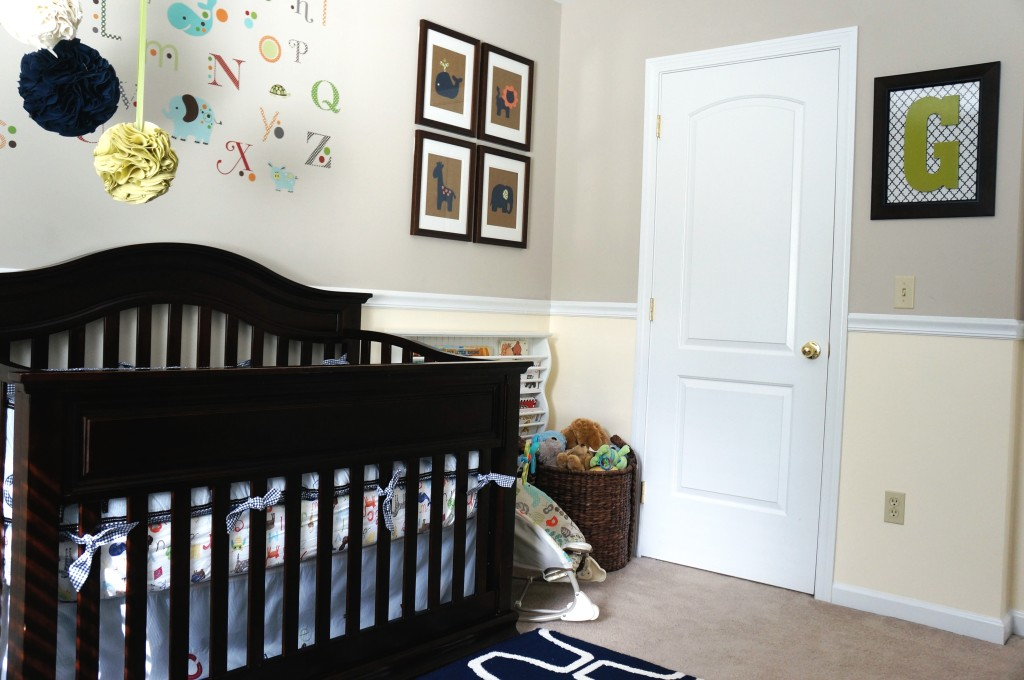 Boy Traditional Nursery