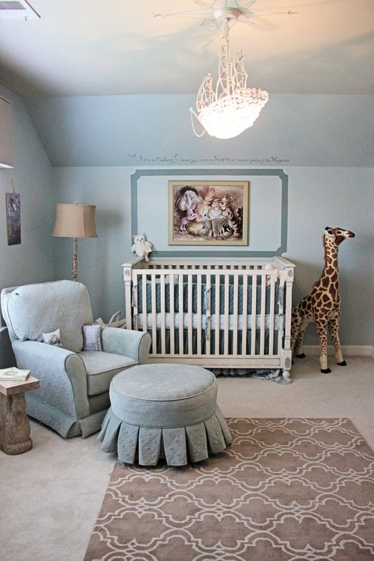 Classic Children S Storybook Nursery Project Nursery