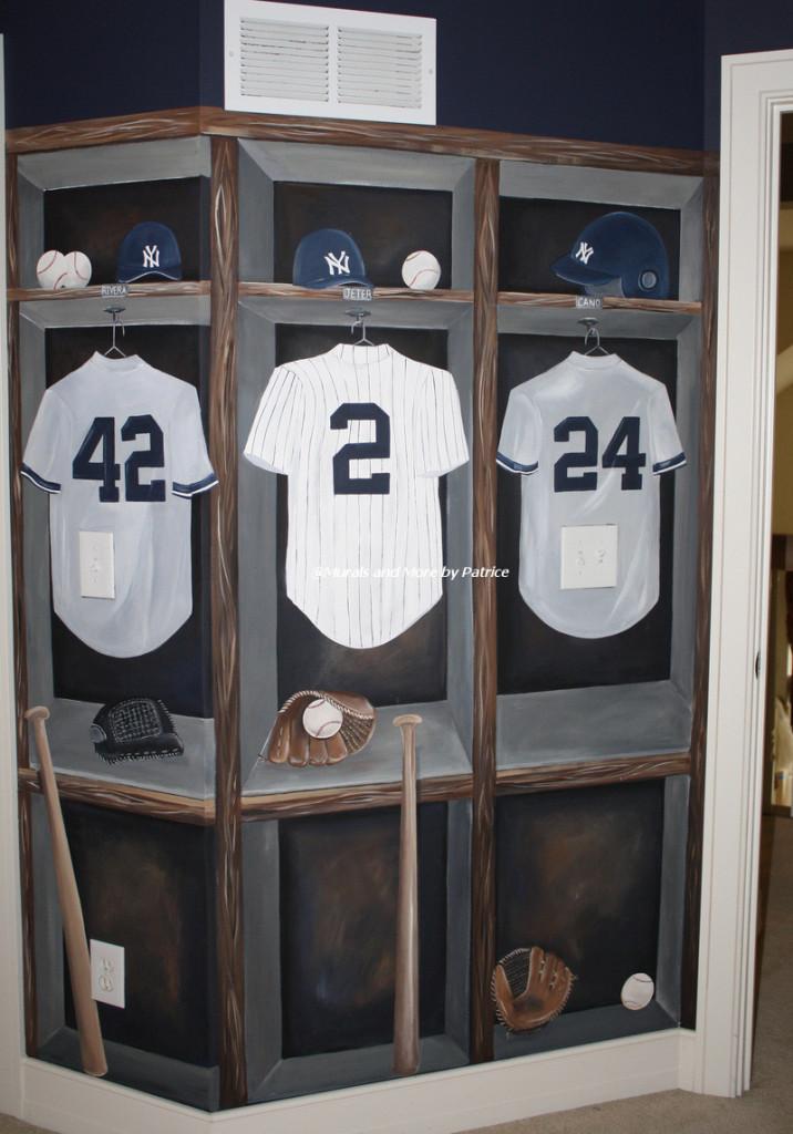 New York Yankees Bedroom Decor Queen Size Sleep Number Bed Best Forruffle Bedspread Comforter Quiltnew Home
