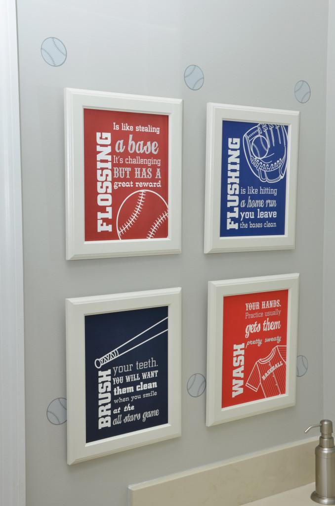 Baseball Themed Bedroom Decor - Project Nursery