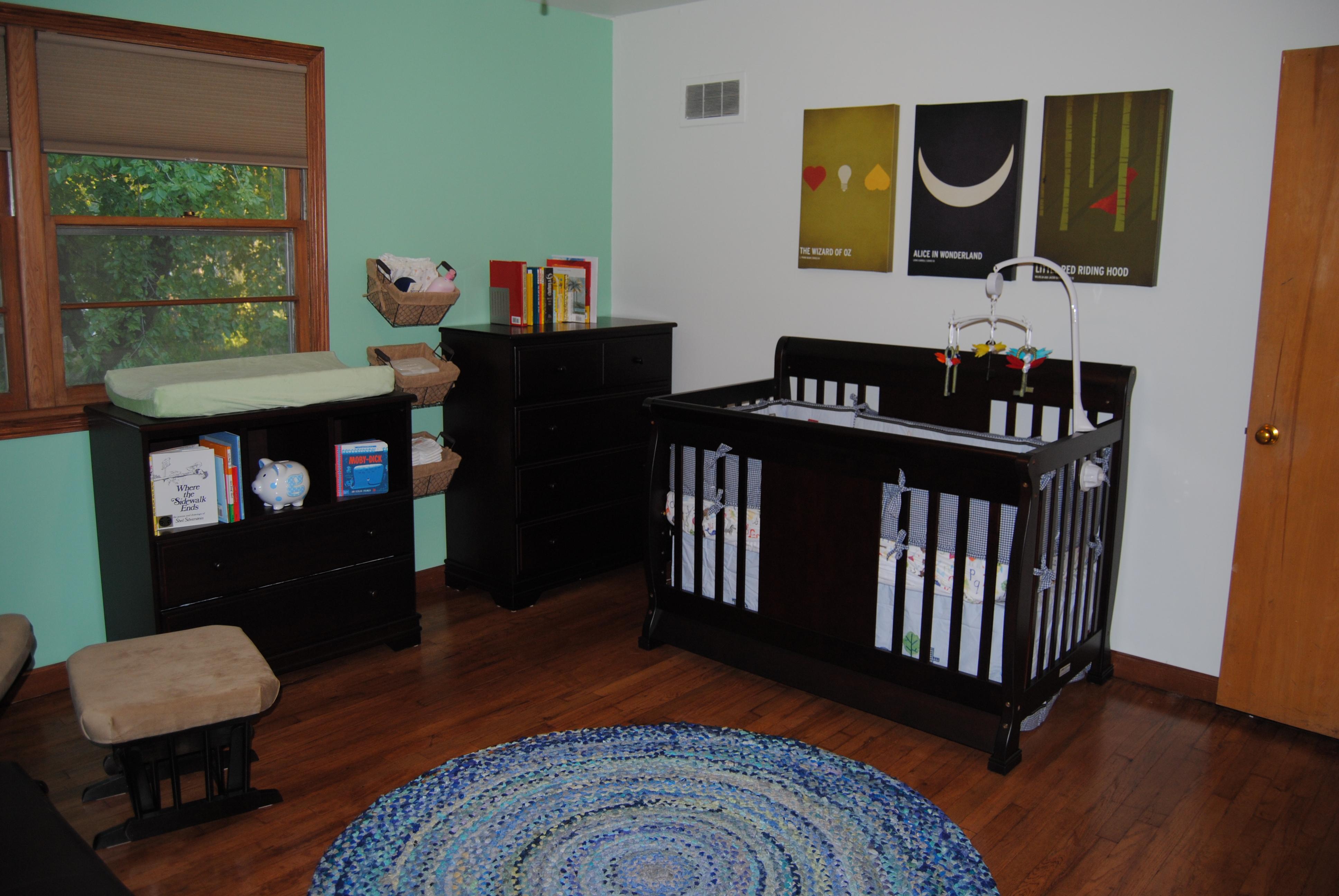 Greysen S Storybook Nursery Project Nursery