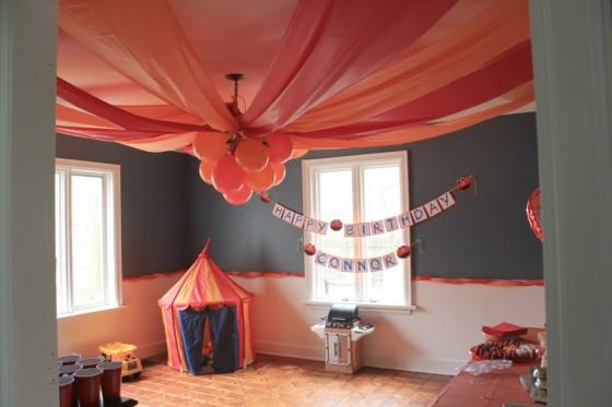 Elmo Themed 2nd Birthday