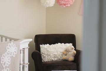 Vintage Lamb Inspired Nursery