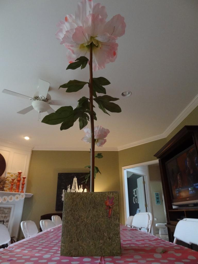 Oversized Centerpiece Flowers