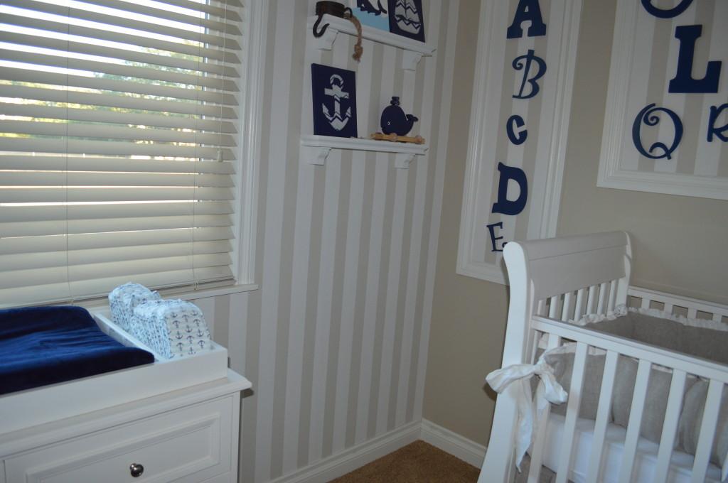 Neutral Striped Wallpaper