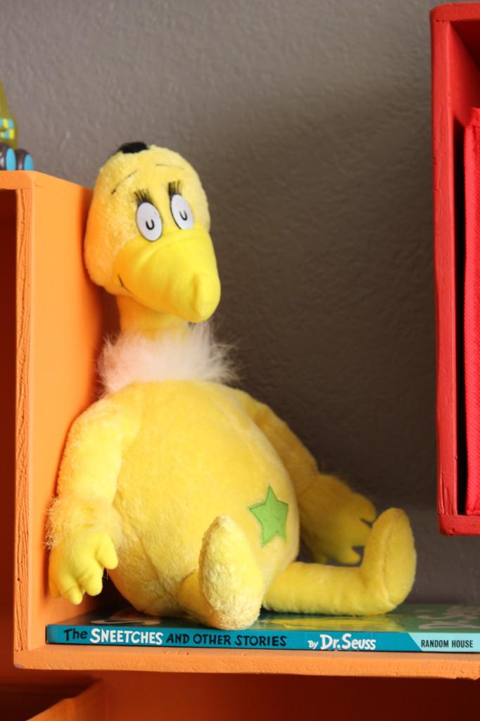 Sneetch Dr. Seuss Stuffed Plush