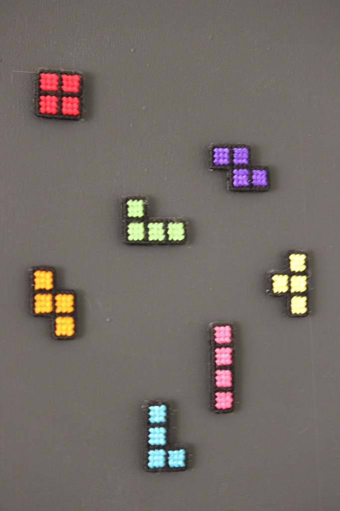Etsy Tetris Magnets
