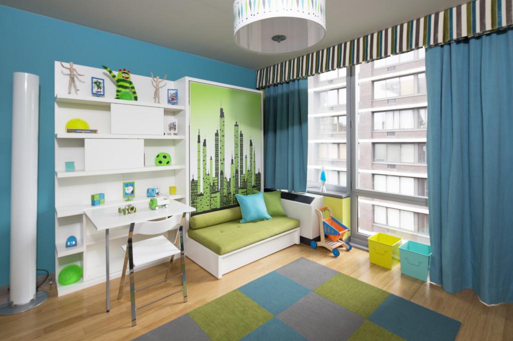 Manhattan apartment project nursery for 12x12 bedroom interior design