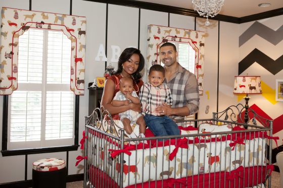 Phaedra Parks Bold and Graphic Nursery