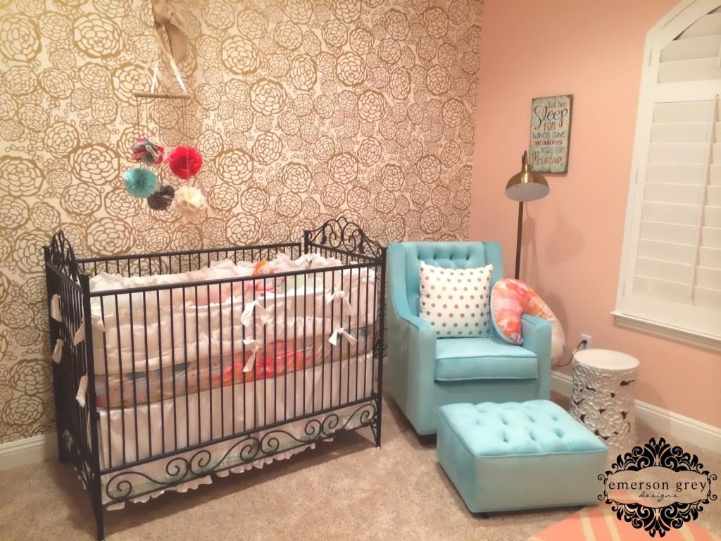 Casablanca Crib