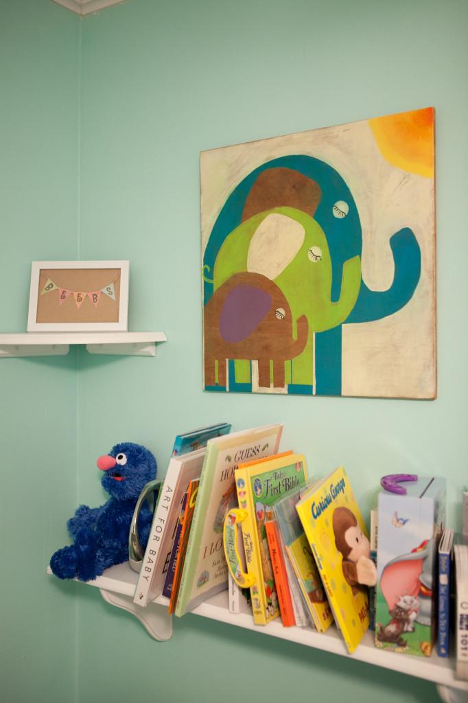 Custom Elephant Artwork