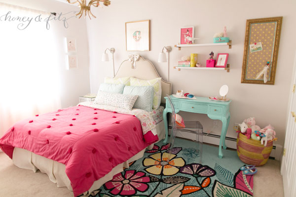 Chloe S Mermaid Inspired Big Girl Room Project Nursery