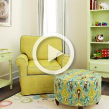 Annette Tatum Eclectic Nursery - Project Nursery