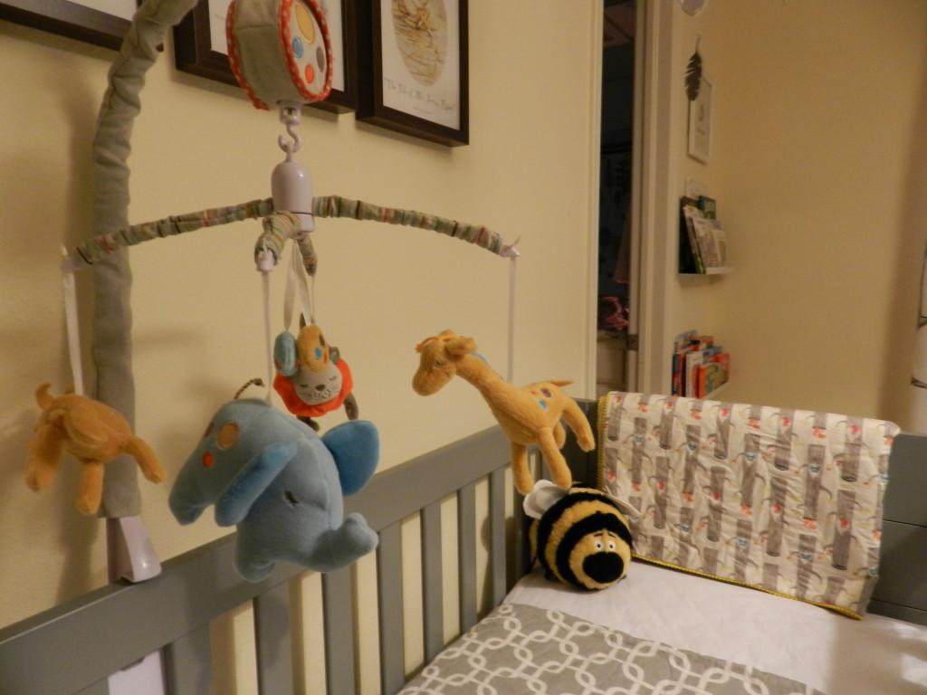 Bananafish MiGi Little Circus Crib Mobile