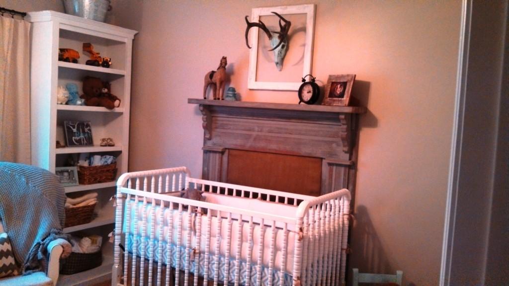 Target Neutral Crib Bedding