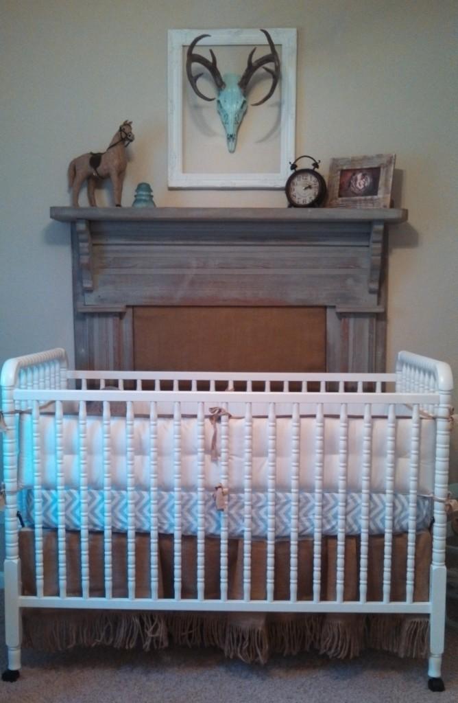 Neutral And Calm Baby Boy Nursery Project Nursery