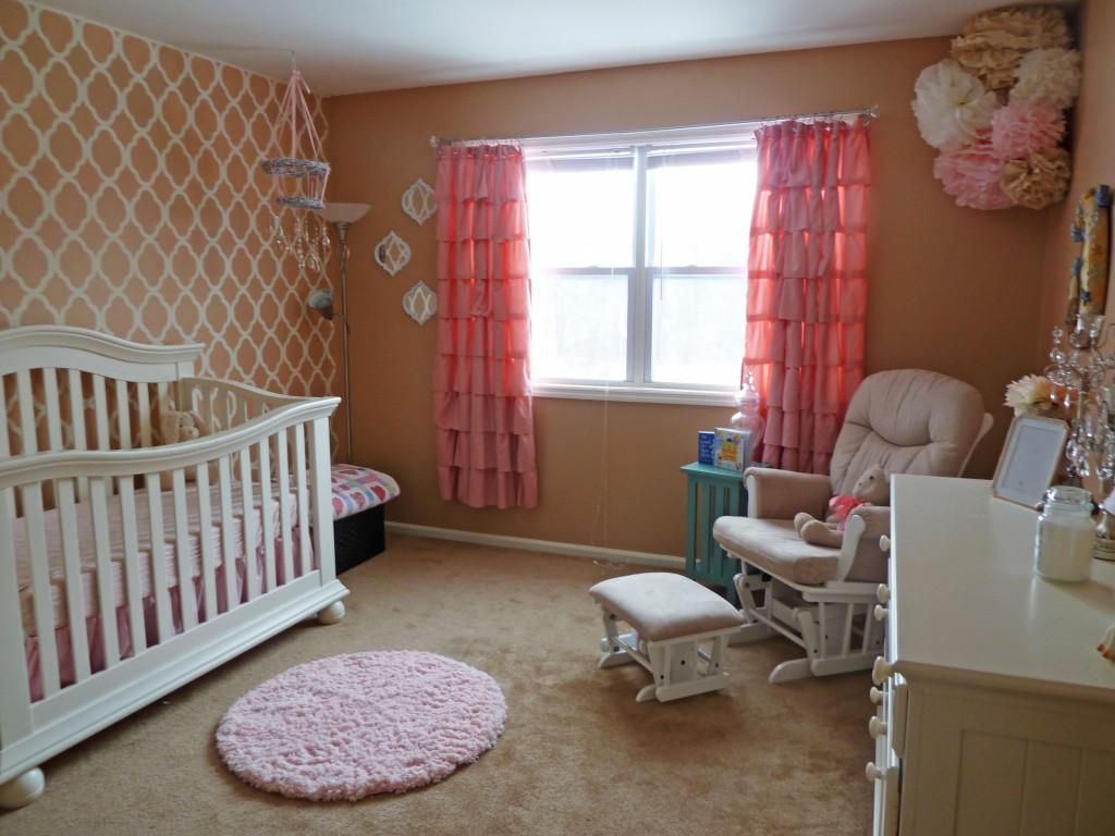 Pink Cynthia Rowley Curtains