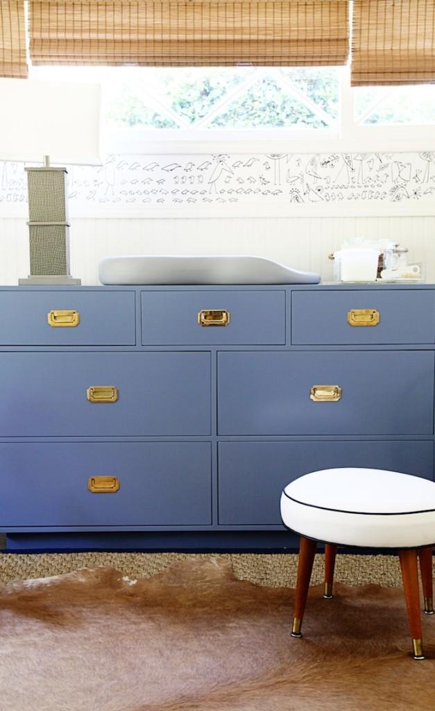 Blue Campaign Dresser