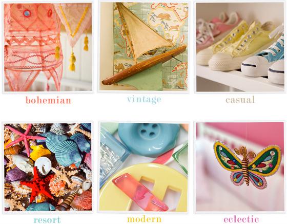 Style Glossary - Annette Tatum Kids