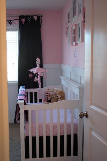 My Baby Girl S Nursery: Baby Girl Nautical Nursery