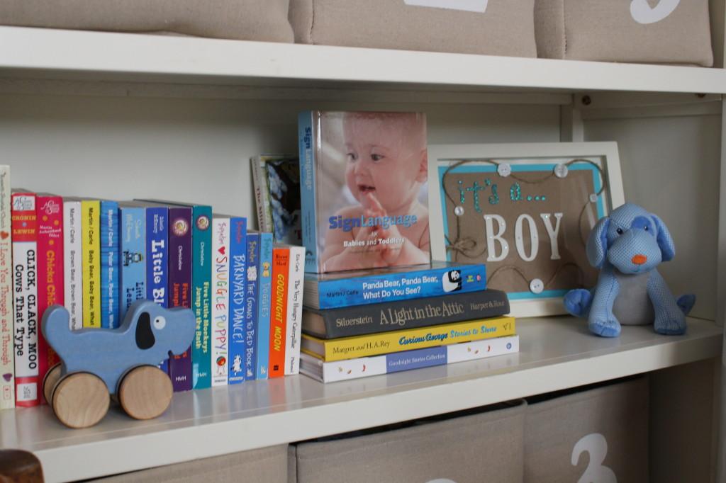 Baby's Books & Toys