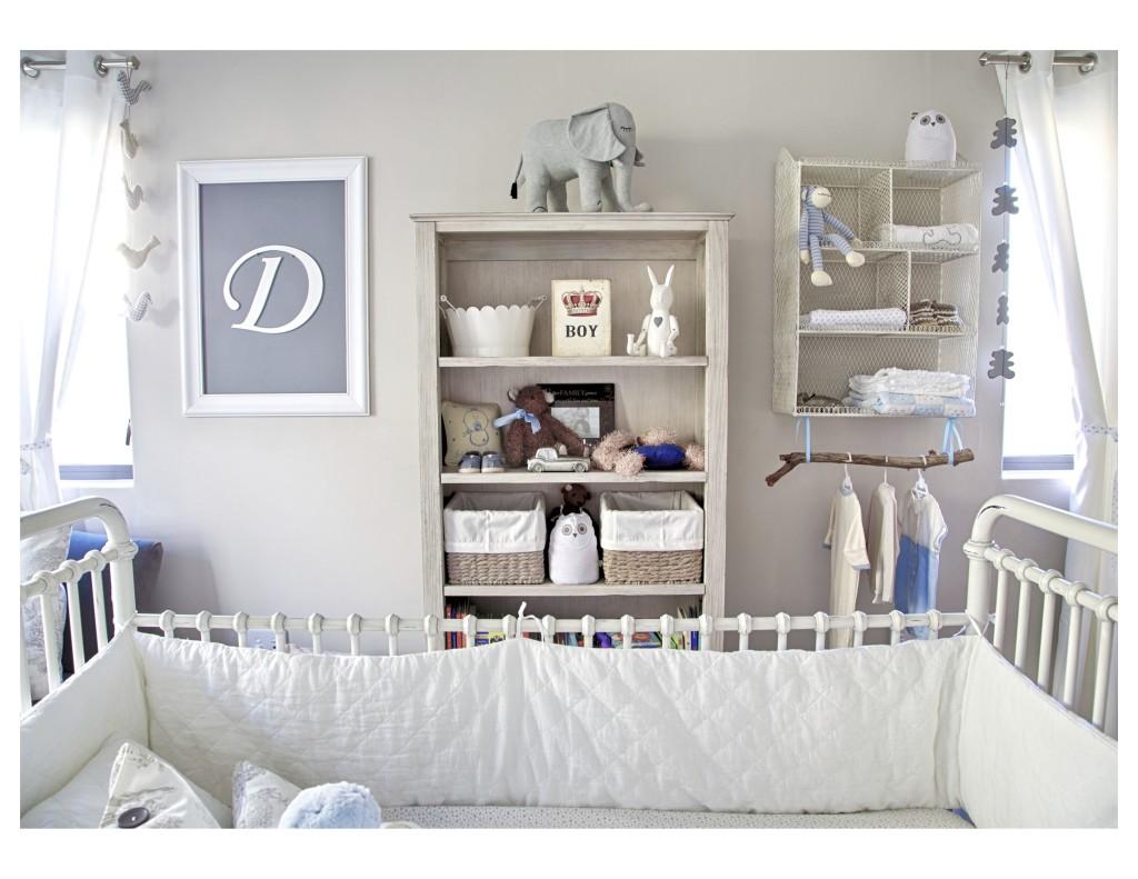 Classic baby boy nursery project nursery - Ideeen deco kamer baby boy ...