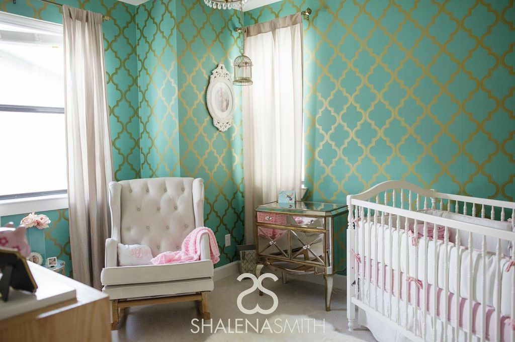 Hollywood Glam Nursery