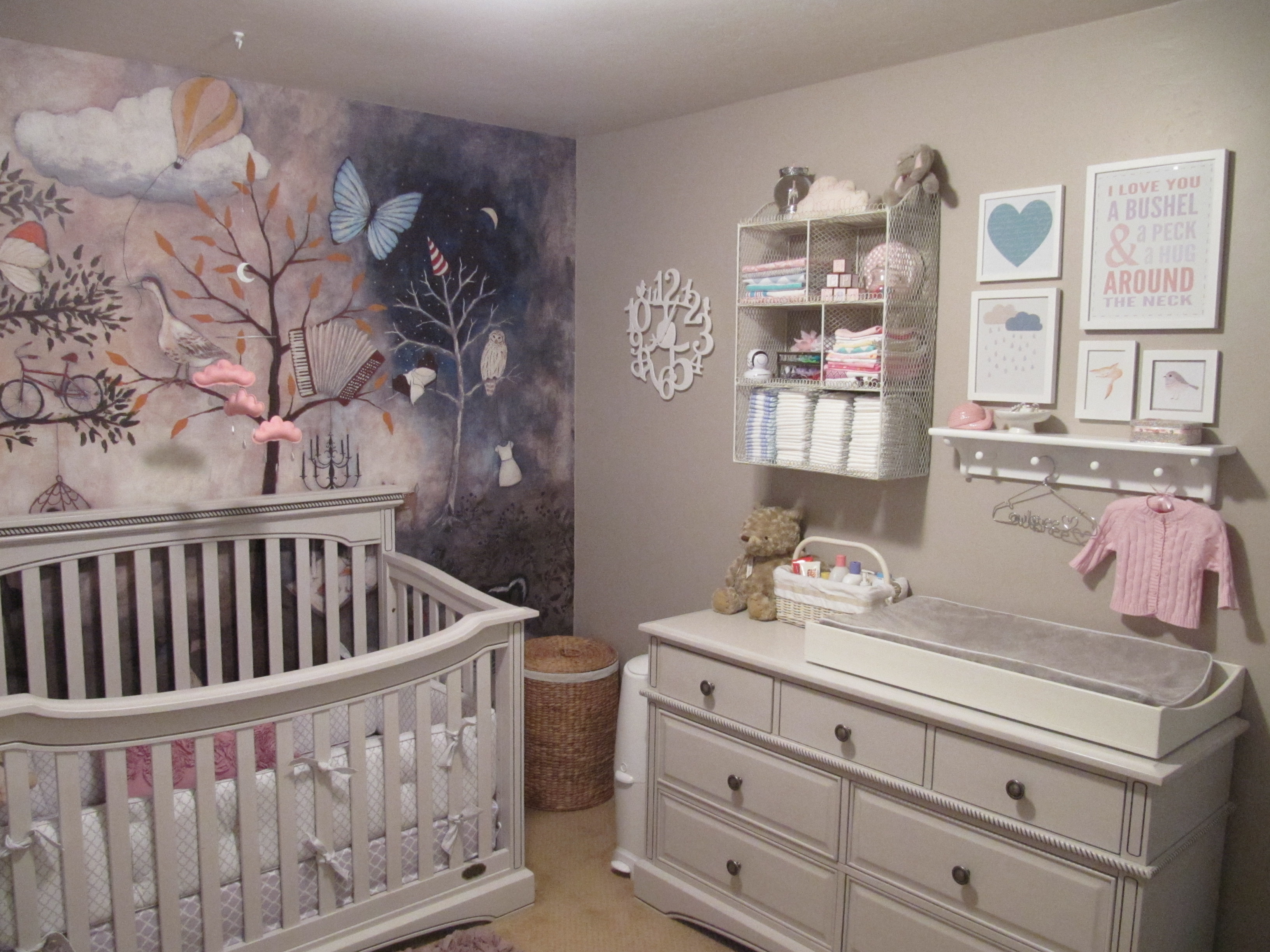 Aubree S Enchanted Forest Nursery Project Nursery