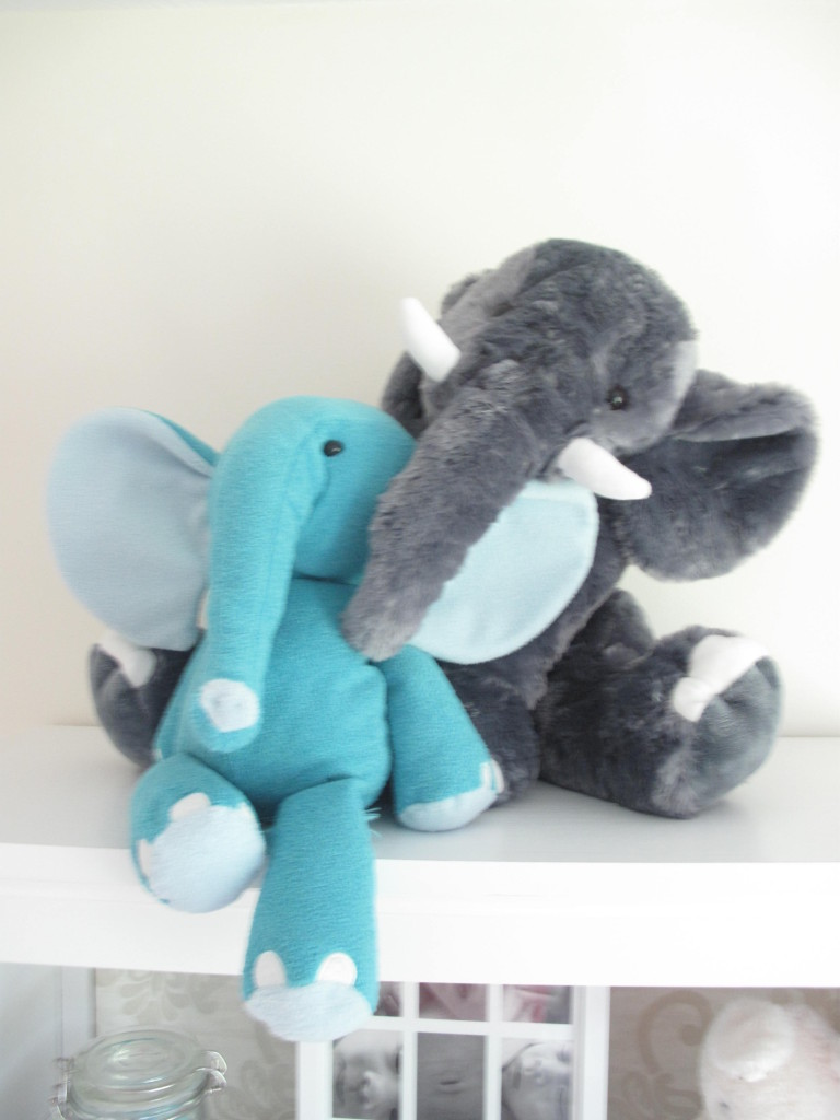 Plush Elephants