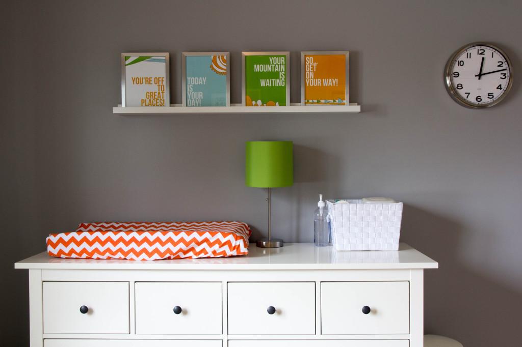 IKEA HEMNES 8-Drawer White Dresser