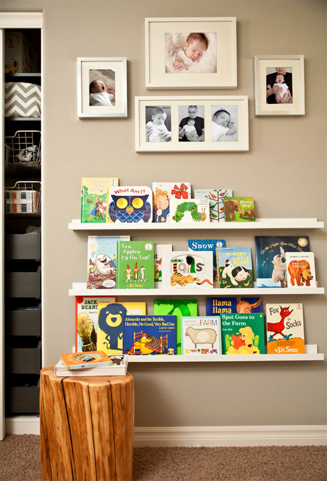 How To Create A Library Wall Project Nursery