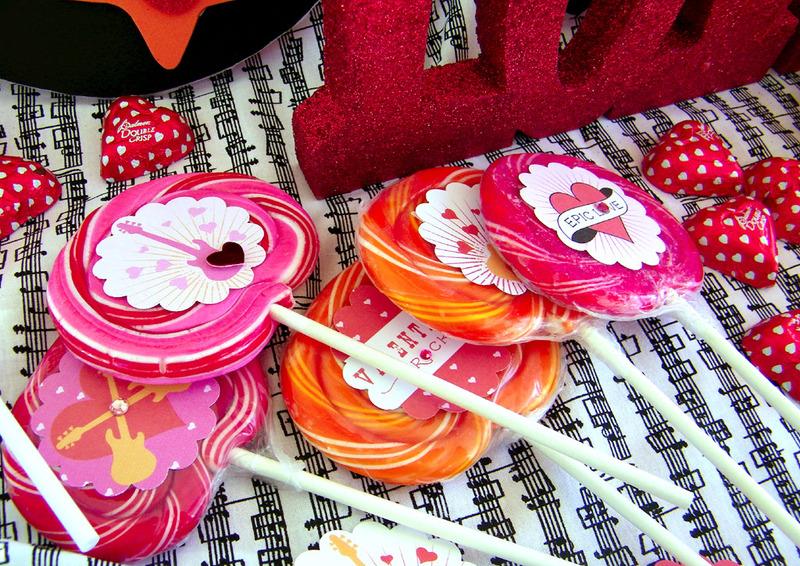Love Rocks Valentine's Day Party - Project Nursery